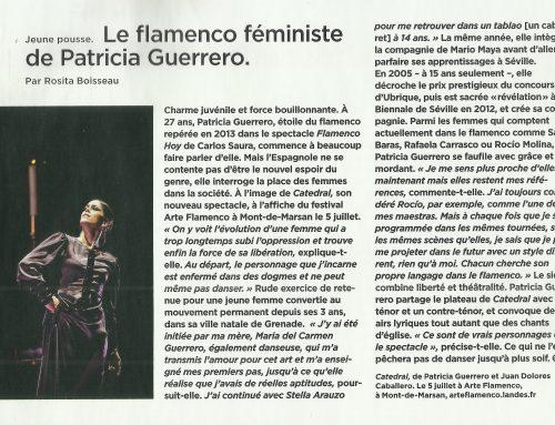 Le Monde – Le Flamenco féministe